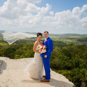 Belize elopement