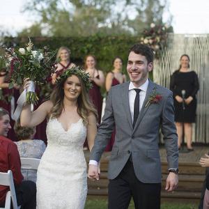 The Acre Orlando Bride and Groom