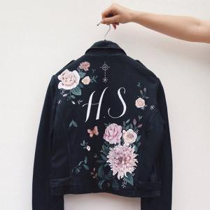 Bridal jacket