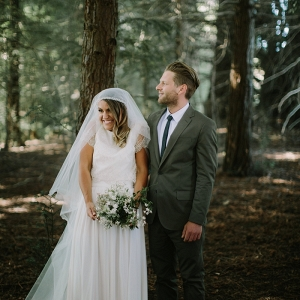 organic farm wedding from I Got You Babe on Paper & Lace