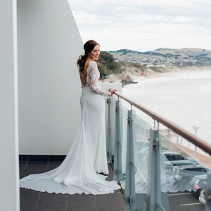 urban Dunedin wedding from Acorn Photography on Paper & Lace