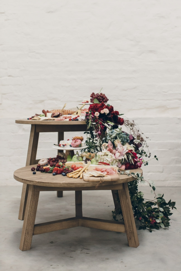 Romantic Grazing Table