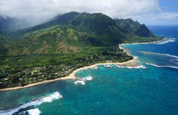 Hawaii Aerial Photo