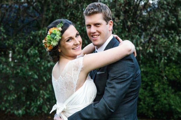 Tasmanian Winter Wedding