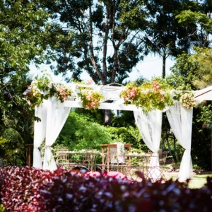 Wedding Ceremony Canopy
