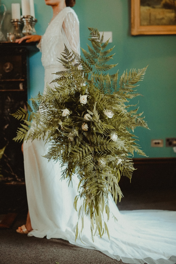 Oversize Fern Bouquet