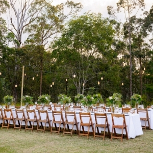 Outdoor Reception Ideas