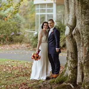 Autumnal Marybrooke Manor Wedding