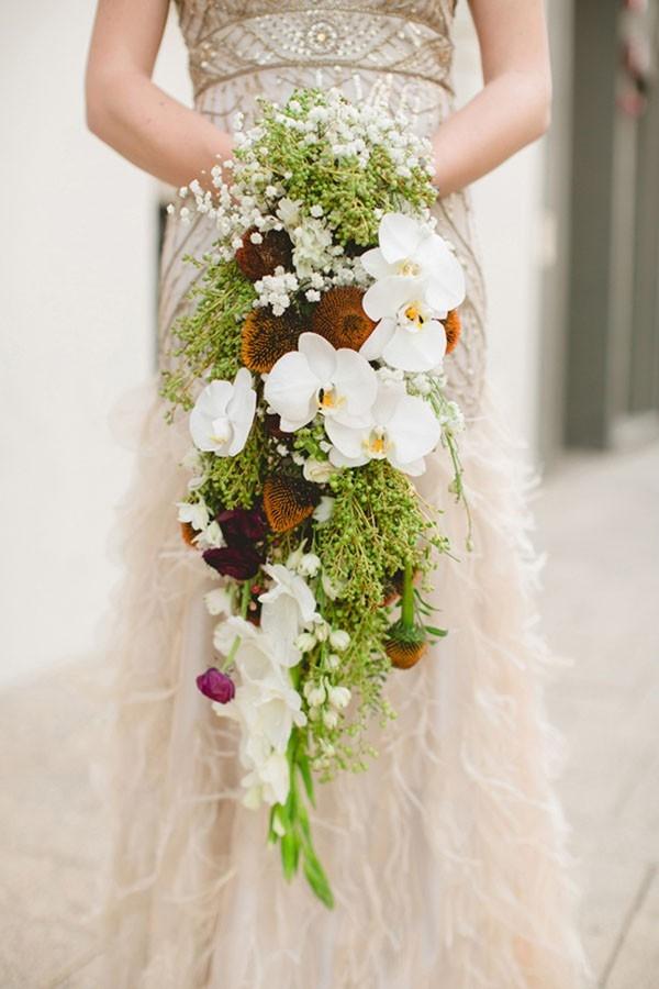 Oversize Orchid Bouquet