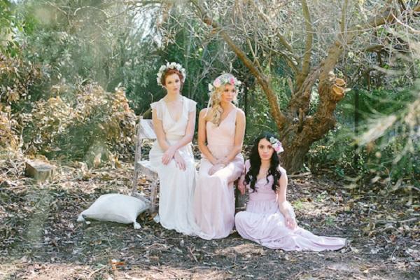 Beautiful Bridesmaid Style