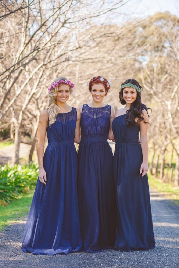 Beautiful Bridesmaid Styles