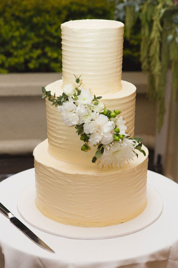 Tiered Buttercream Cake