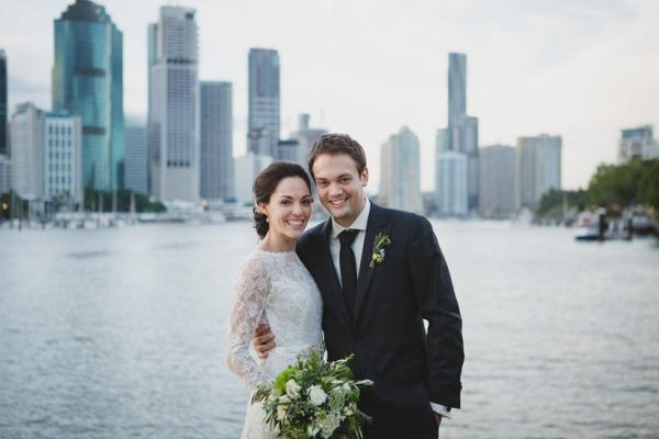 Classic Brisbane Wedding