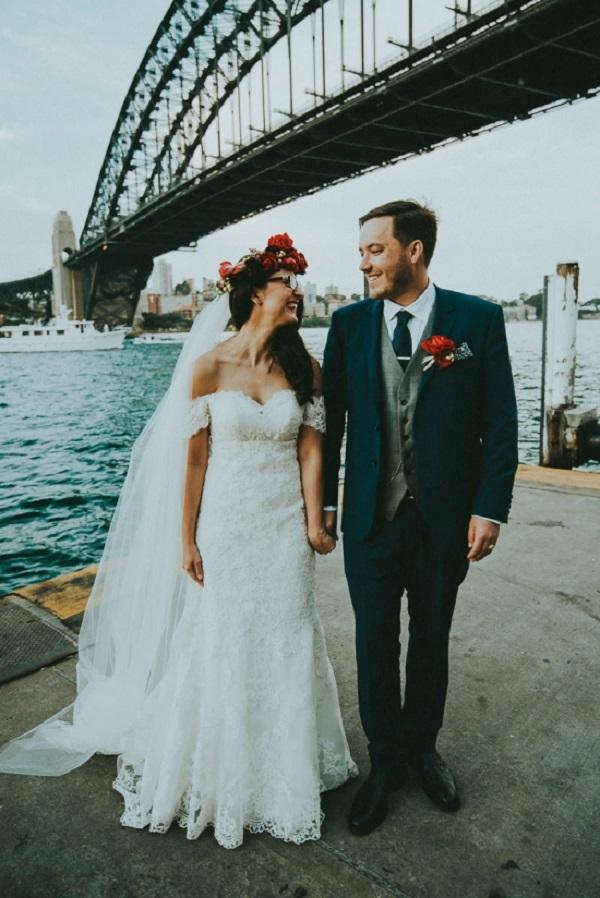 Beautiful Sydney Ukrainian Wedding
