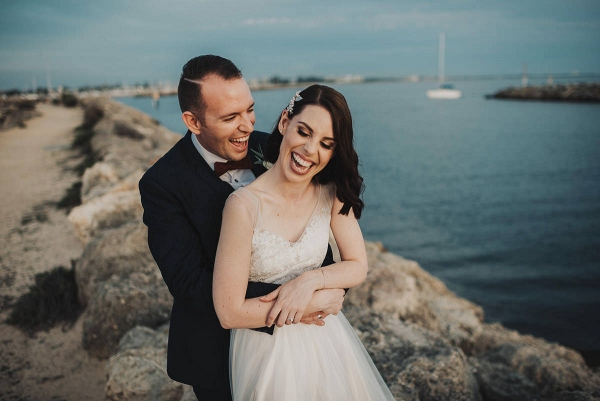 Beautiful Western Australian Wedding