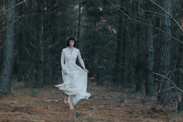 Bewitching Woodland Shoot