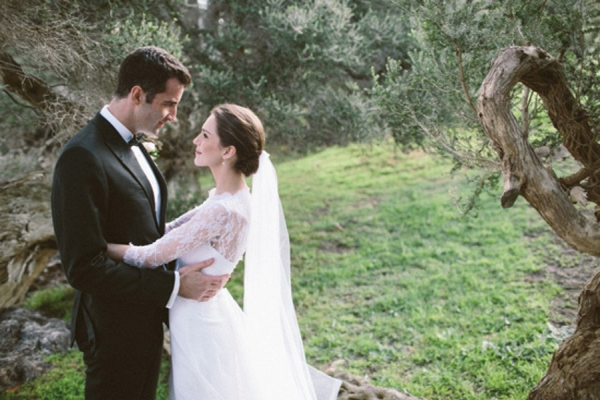 Campbell Point House Formal Wedding