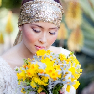 Bohemian Sequin Headband