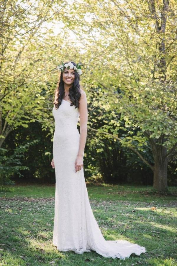 Bride In Steven Khalil