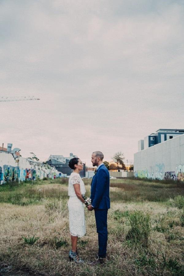 Carefree Registry Wedding
