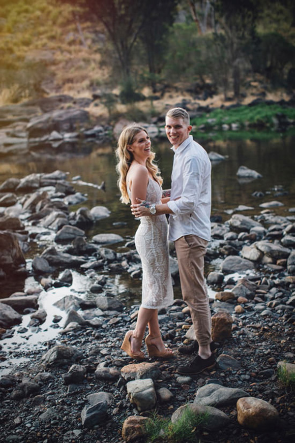 Engagement At Bell Rapids