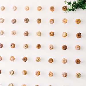 Fun Donut Wall