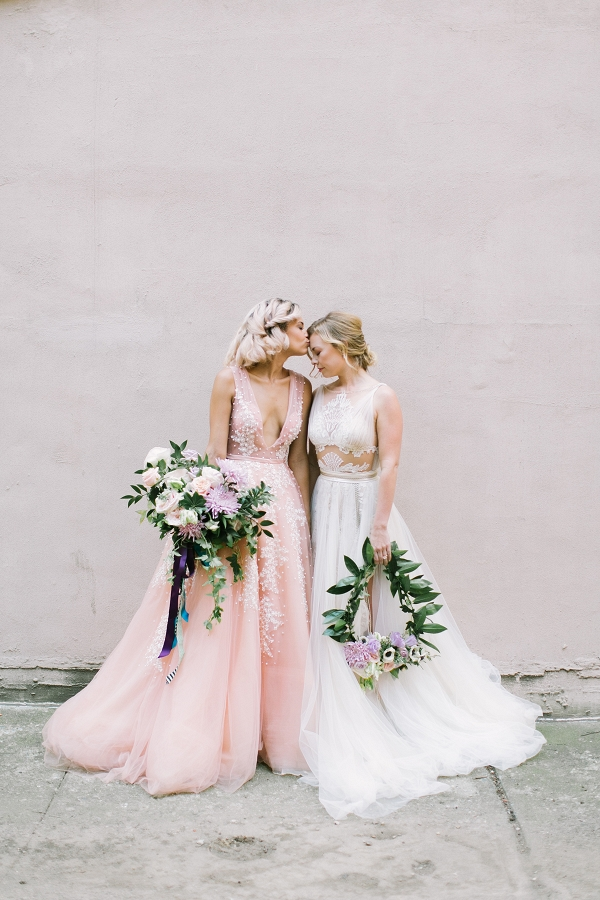 New York Urban Whimsy Wedding Inspiration