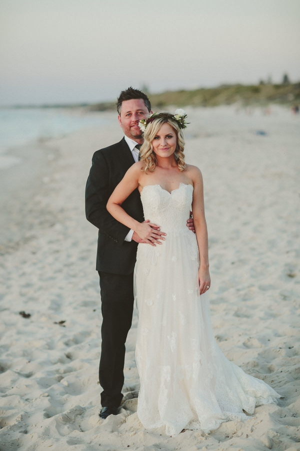 Cottesloe Seaside Wedding