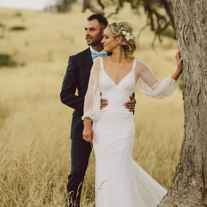Modern Country Wedding
