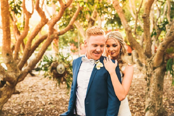 Couran Cove Island Resort Wedding