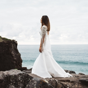 Bridal Fashion By The Sea