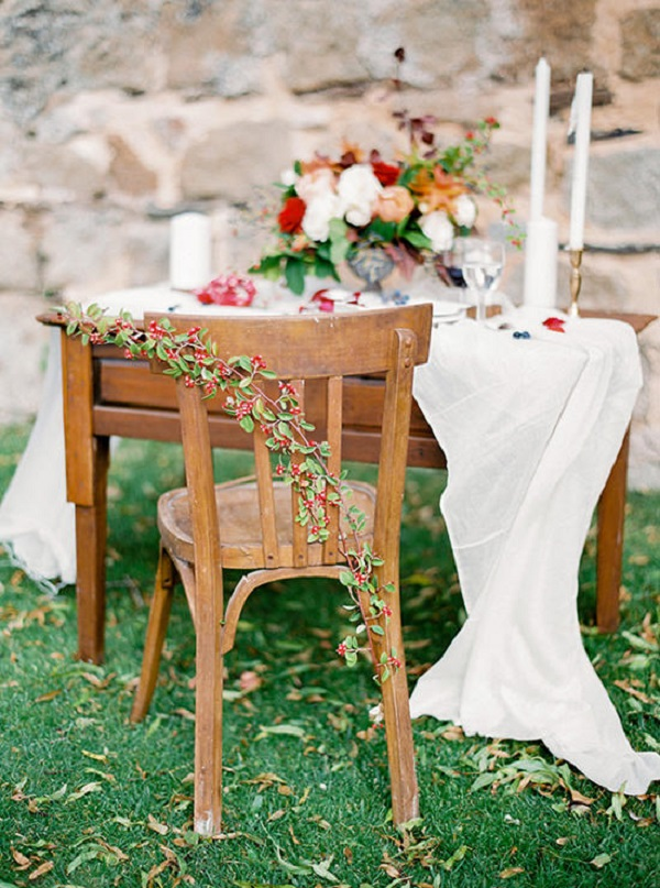 Delicate Inspired Table Setting