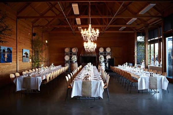 Tasmanian Winery Wedding