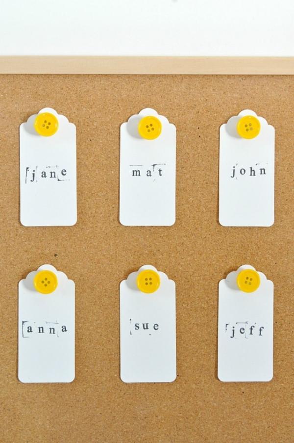 DIY Button Pins Tutorial