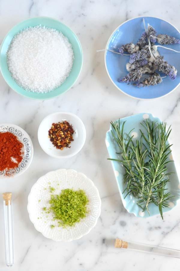Flavoured Salt Tutorial