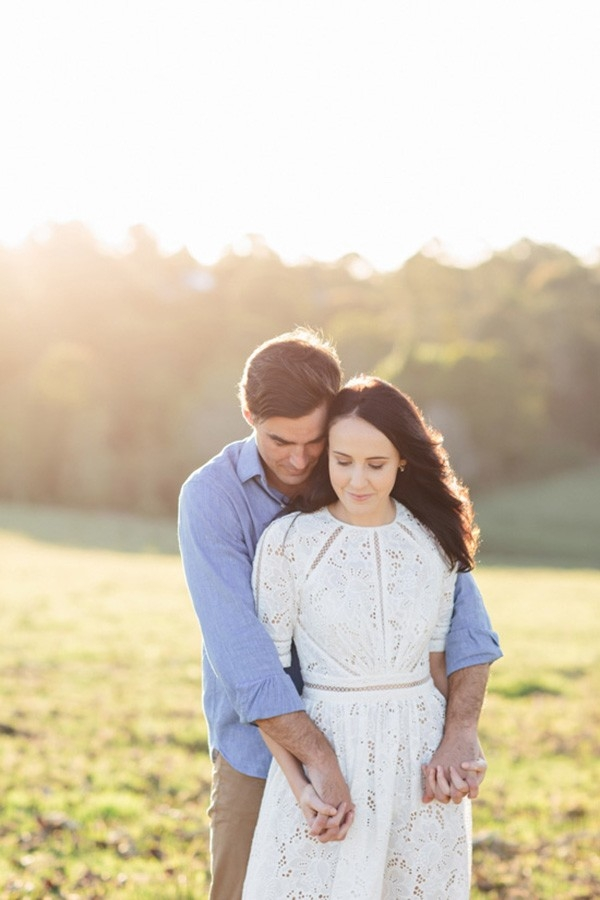 Dreamy Country Engagement