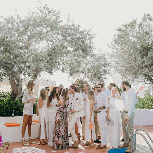 Capri destination wedding