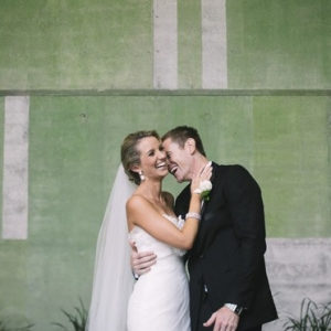 Formal Brisbane Wedding Portrait