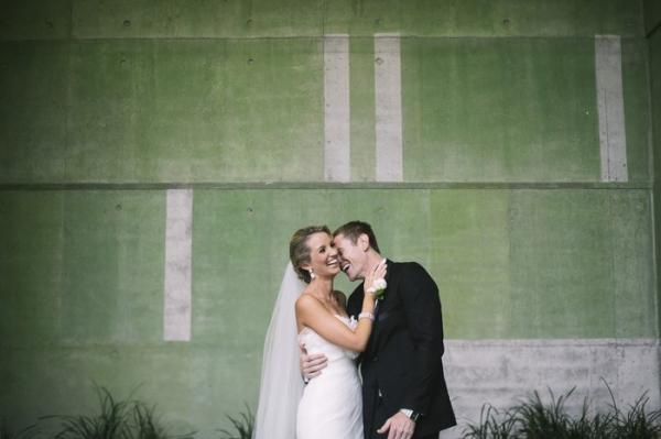 Formal Brisbane Wedding Portrait