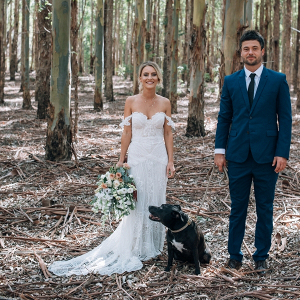 Elegant Wedding at Wills Domain Winery