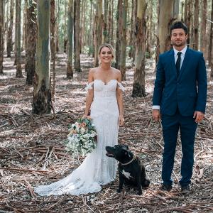 Elegant Wedding at Wills Domain Winery