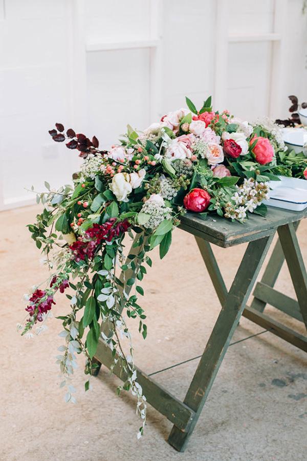 Floral Reception Garland