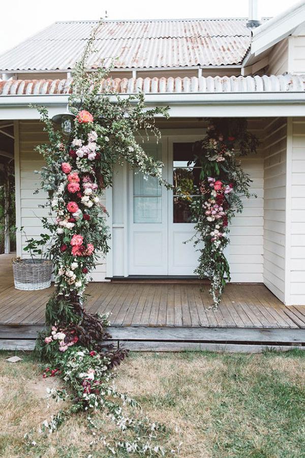 Floral Ceremony Garland