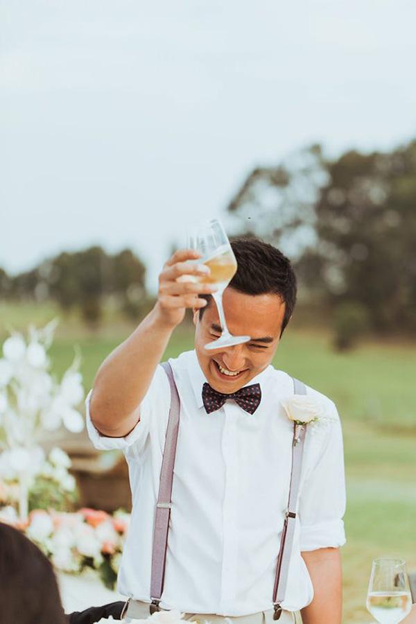 Grooms Speech At Wedding