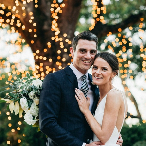 Brisbane wedding portrait
