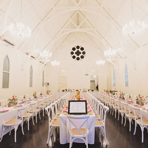 High Church Brisbane Wedding