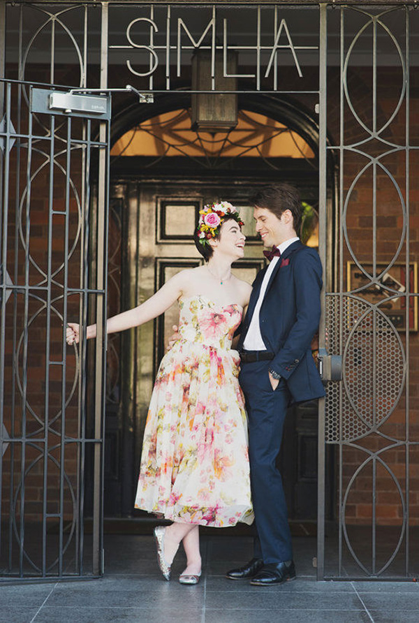 Fun Brisbane Wedding
