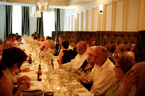 Perth Restaurant Reception