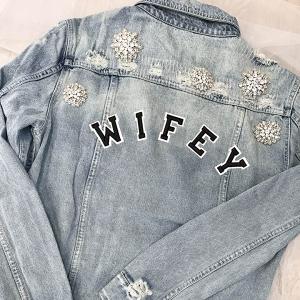 Personalised Denim Jacket