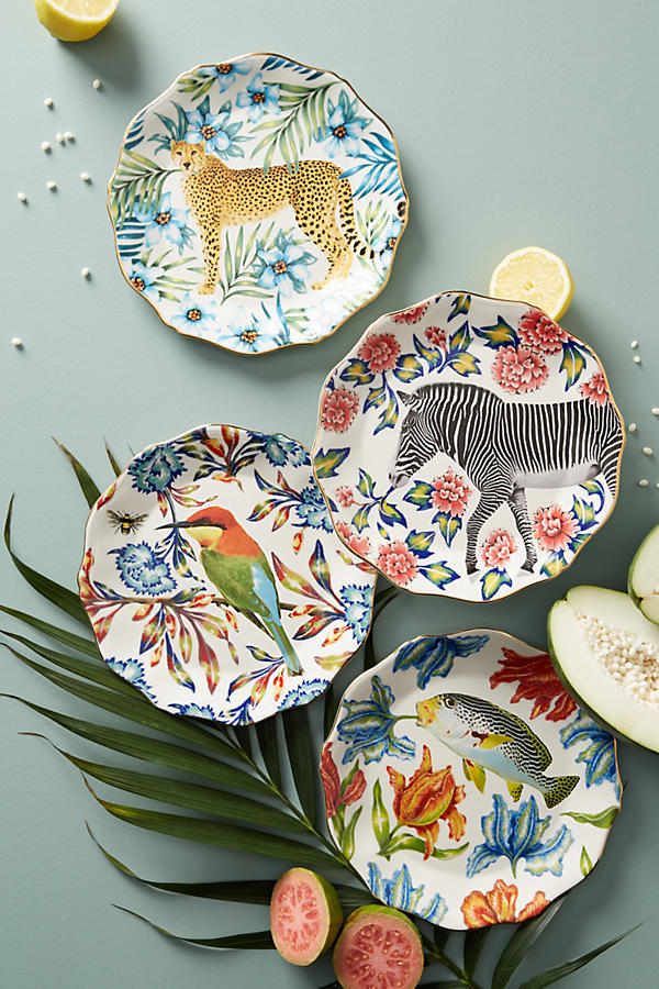 Anthropologie-Canape-Plates